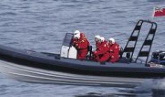 RIB en opblaasboot Valiant Patrol 750 eladó