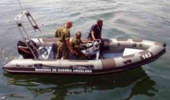 RIB en opblaasboot Valiant Patrol 520 eladó