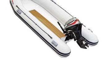 RIB en opblaasboot Valiant Dynamic Open 380 eladó