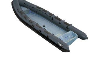 RIB und Schlauchboot Valiant Dr 620 zu verkaufen