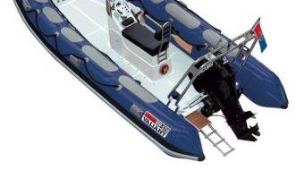 RIB und Schlauchboot Valiant Dr 570 zu verkaufen