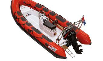 RIB und Schlauchboot Valiant Dr 520 zu verkaufen