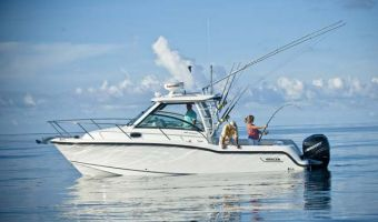 Моторная яхта Boston Whaler 285 Conquest для продажи