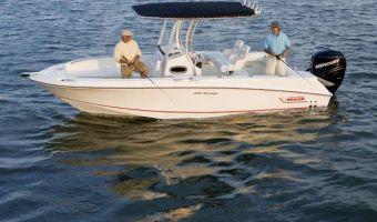 Bateau à rame Boston Whaler 220 Outrage à vendre
