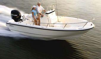 Bateau à rame Boston Whaler 190 Outrage à vendre