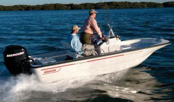 Bateau à rame Boston Whaler 150 Montauk à vendre