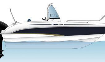 Быстроходный катер и спорт-крейсер Bella 471 R для продажи