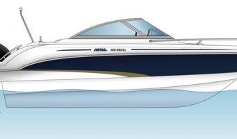 Быстроходный катер и спорт-крейсер Bella 500 Excel для продажи