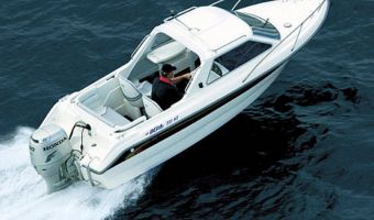 Быстроходный катер и спорт-крейсер Bella 560 Ht для продажи
