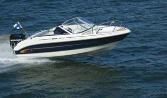 Быстроходный катер и спорт-крейсер Bella 530 Excel для продажи