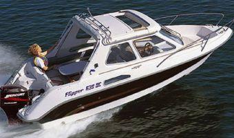Быстроходный катер и спорт-крейсер Flipper 630 Oc для продажи