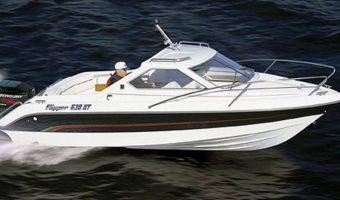 Быстроходный катер и спорт-крейсер Flipper 630 Ht для продажи