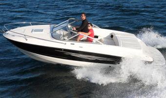 Speed- en sportboten Bayliner 652 Cuddy eladó