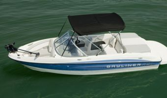 Bateau à moteur open Bayliner 184 Ski N Fish à vendre