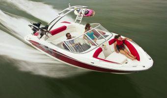 Быстроходный катер и спорт-крейсер Bayliner 215 Bowrider для продажи