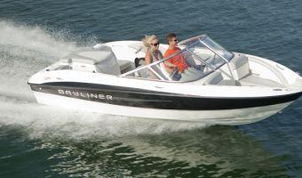Speed- en sportboten Bayliner 185 Bowrider eladó
