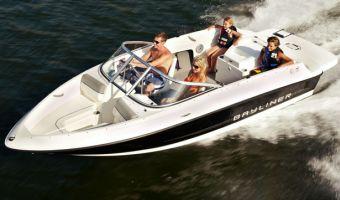 Speed- en sportboten Bayliner 175 Bowrider eladó