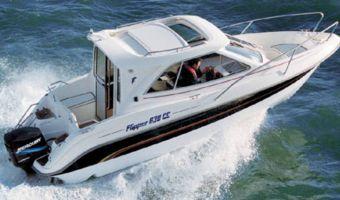 Bateau à moteur open Flipper 630 Cc à vendre