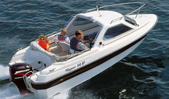 Speed- en sportboten Flipper 520 Ht eladó