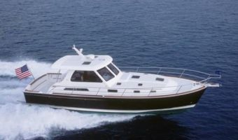 Motorjacht Sabre 42 Hard Top Express eladó