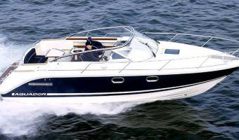 Motorjacht Aquador 26 Dc eladó