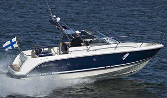 Motorjacht Aquador 25 Wae eladó