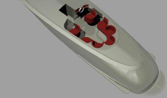 Моторная яхта Walth 1050 для продажи