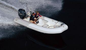 RIB en opblaasboot Zodiac Yachtline Deluxe 470 eladó