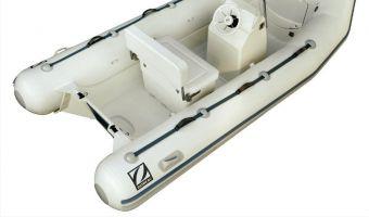 RIB en opblaasboot Zodiac Cadet Rib 400 eladó