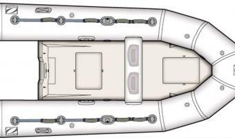 RIB en opblaasboot Zodiac Cadet Rib 340 eladó