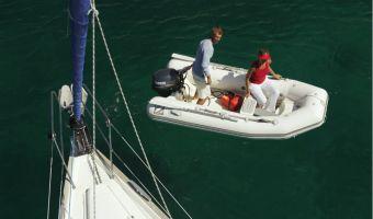 RIB en opblaasboot Zodiac Cadet Rib 310 eladó