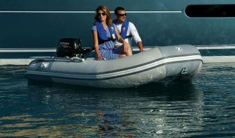 RIB og oppustelige både  Zodiac Cadet Fastroller Neo 325 til salg