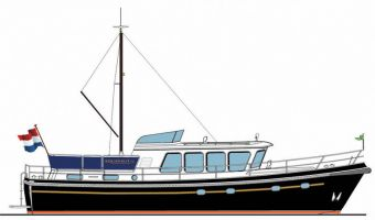 Motor Yacht Aquanaut Drifter 1500 Trawler til salg