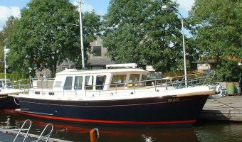 Motor Yacht Aquanaut Drifter 1250 Trawler til salg