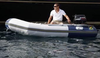 RIB og oppustelige både  Zodiac Cadet Compact 300 til salg