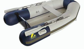 RIB og oppustelige både  Zodiac Cadet Compact 250 til salg