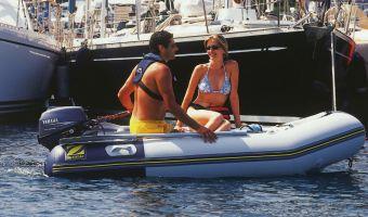 RIB og oppustelige både  Zodiac Cadet 285 Solid til salg