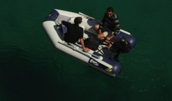 RIB und Schlauchboot Zodiac Cadet 260 Roll Up zu verkaufen