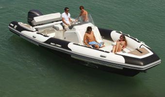 RIB et bateau gonflable Zodiac Sea Hawk 800 à vendre