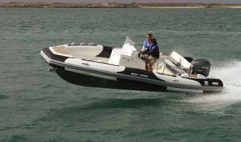 RIB og oppustelige både  Zodiac Sea Hawk 700 til salg