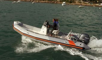 RIB und Schlauchboot Zodiac Pro Open 650 zu verkaufen