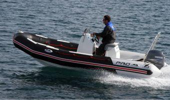 RIB og oppustelige både  Zodiac Pro Touring 550 til salg