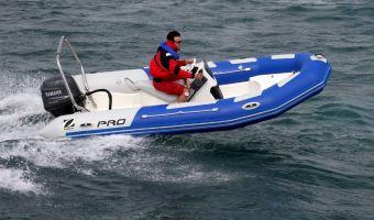 RIB og oppustelige både  Zodiac Pro Touring 500 til salg