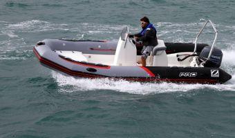 RIB et bateau gonflable Zodiac Pro Racing 550 à vendre
