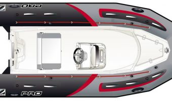 RIB og oppustelige både  Zodiac Pro Racing 500 til salg