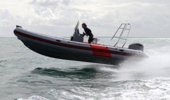 RIB et bateau gonflable Zodiac Pro Classic 750 à vendre
