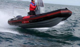 RIB et bateau gonflable Zodiac Pro Classic 550 à vendre