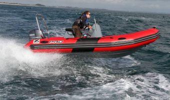 RIB et bateau gonflable Zodiac Pro Classic 500 à vendre