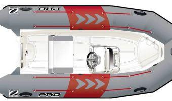 Резиновая и надувная лодка Zodiac Pro Classic 420 для продажи