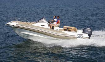 Резиновая и надувная лодка Zodiac N-zo 700 Cabin для продажи